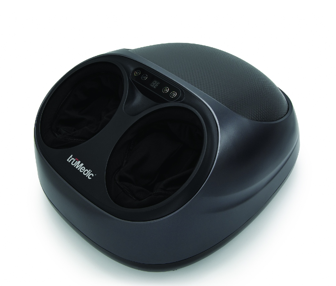 The truShiatsu PRO Foot Massager with Heat