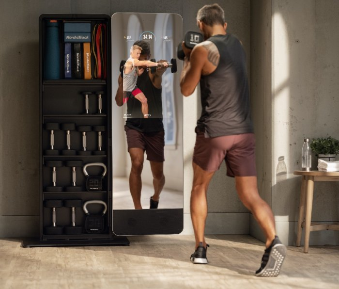 NordicTrack Vault and Vault: Complete: The Complete iFit Connected Home Gym