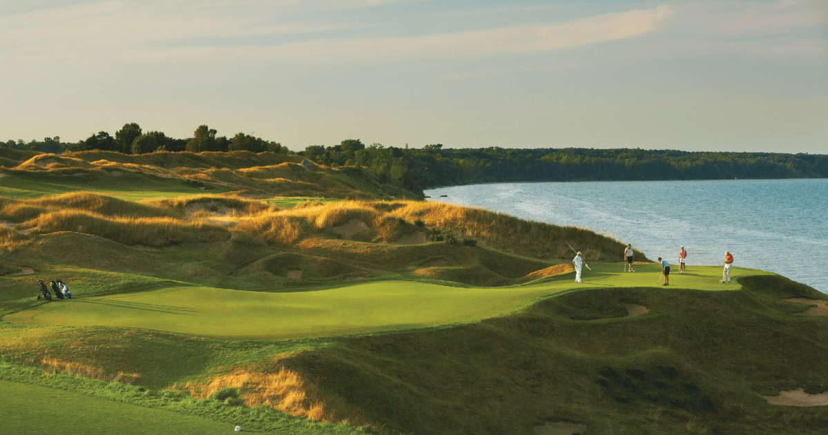 Bucket-List Golf Courses You Can Drive to From Anywhere in the U.S.
