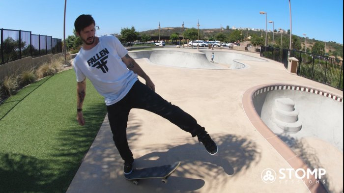 Kickflip - Stomp Sessions