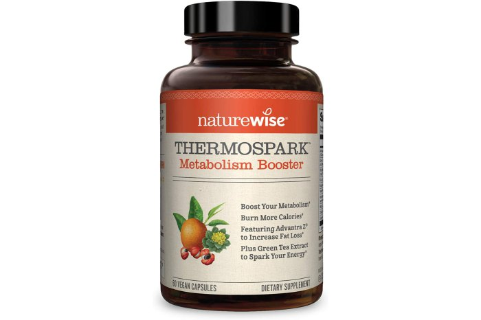 NatureWise Thermo Blend Metabolism Booster