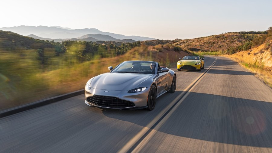 Aston Martin Vantage Roadster Group US Photography 7 copy