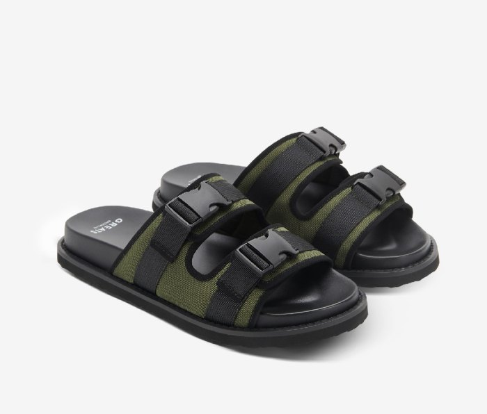 Greats Classon Utility Slide and Sandal