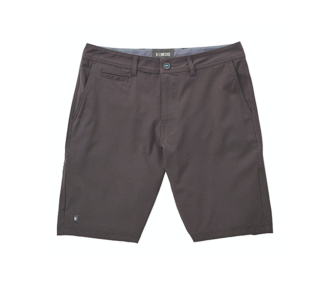 Linksoul Solid Boardwalker Short men's shorts