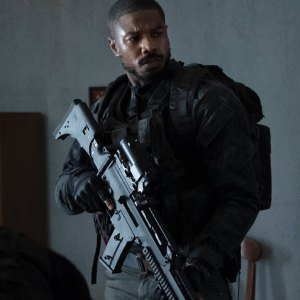 Michael B. Jordan as Navy SEAL 'Without Remorse'