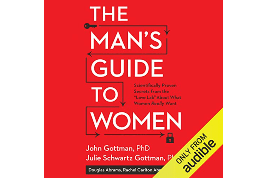 """The Man's Guide to Women: Scientifically Proven Secrets from the """"Love Lab"""" About What Women Really Want by John Gottman"""