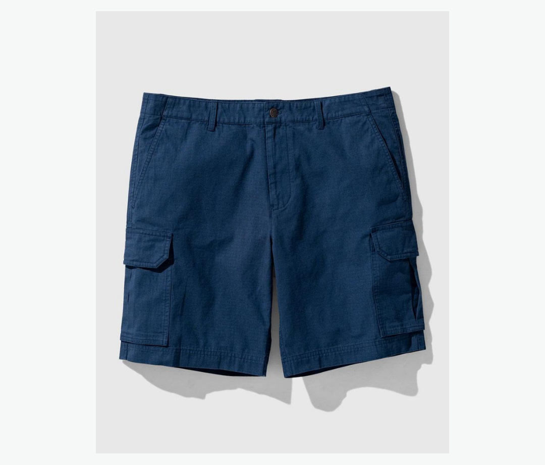 United by Blue Organic Ripstop Cargo Short men's shorts
