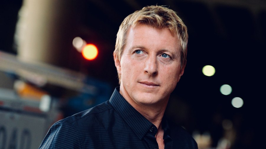 Portrait of actor William Zabka