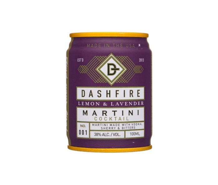 Dashfire's Martini is one of the summer's best canned cocktails.