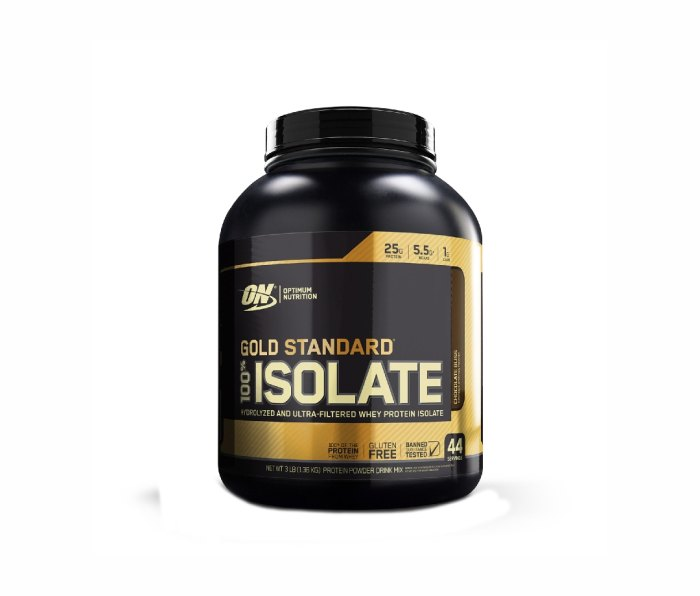 Optimal nutrition Gold Standard 100% whey