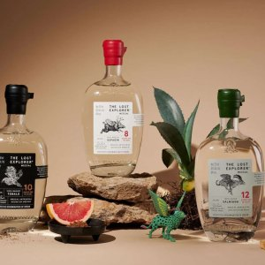 The Lost Explorer Mezcal: Tobala, Espadin, and Salmiana