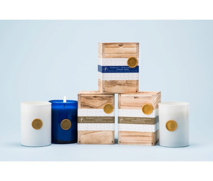 Perfect Provenance Candles
