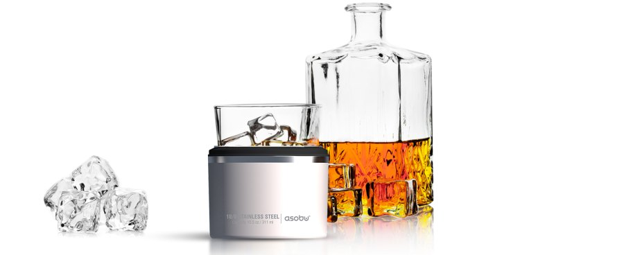 Cooling Whiskey Glasses
