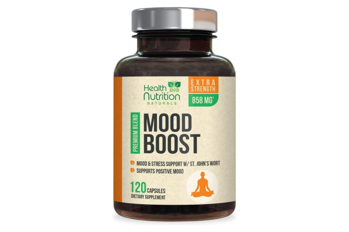 Life Nutrition Mood Boost Support