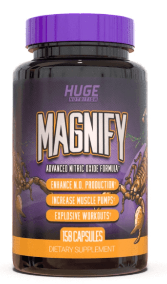 Best Nitric Oxide Pre Workout: Magnify