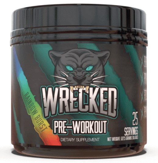Best Pre Workout for Men: Wrecked
