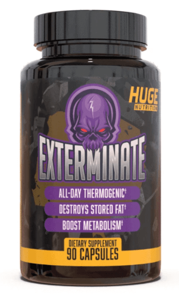 Best Thermogenic Pre Workout: Exterminate