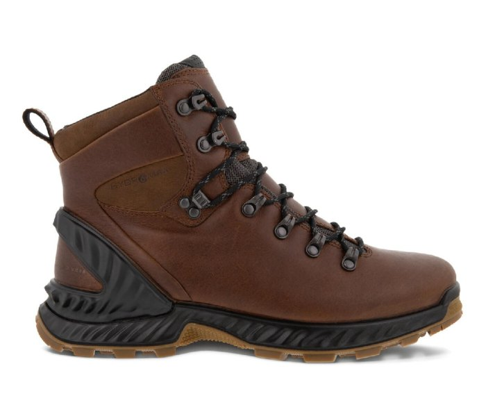 Ecco ExoHike Retro Hiker Boots: Sustainable Gift Guide