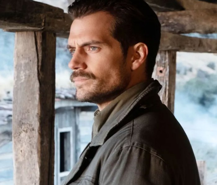Henry Cavill in 'Mission: Impossible – Fallout'