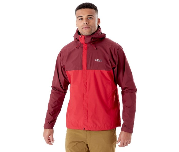 Rab Downpour Eco Jacket: Sustainable Gift Guide