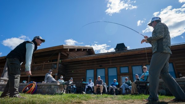 The School of Trout and Other Adventure Schools