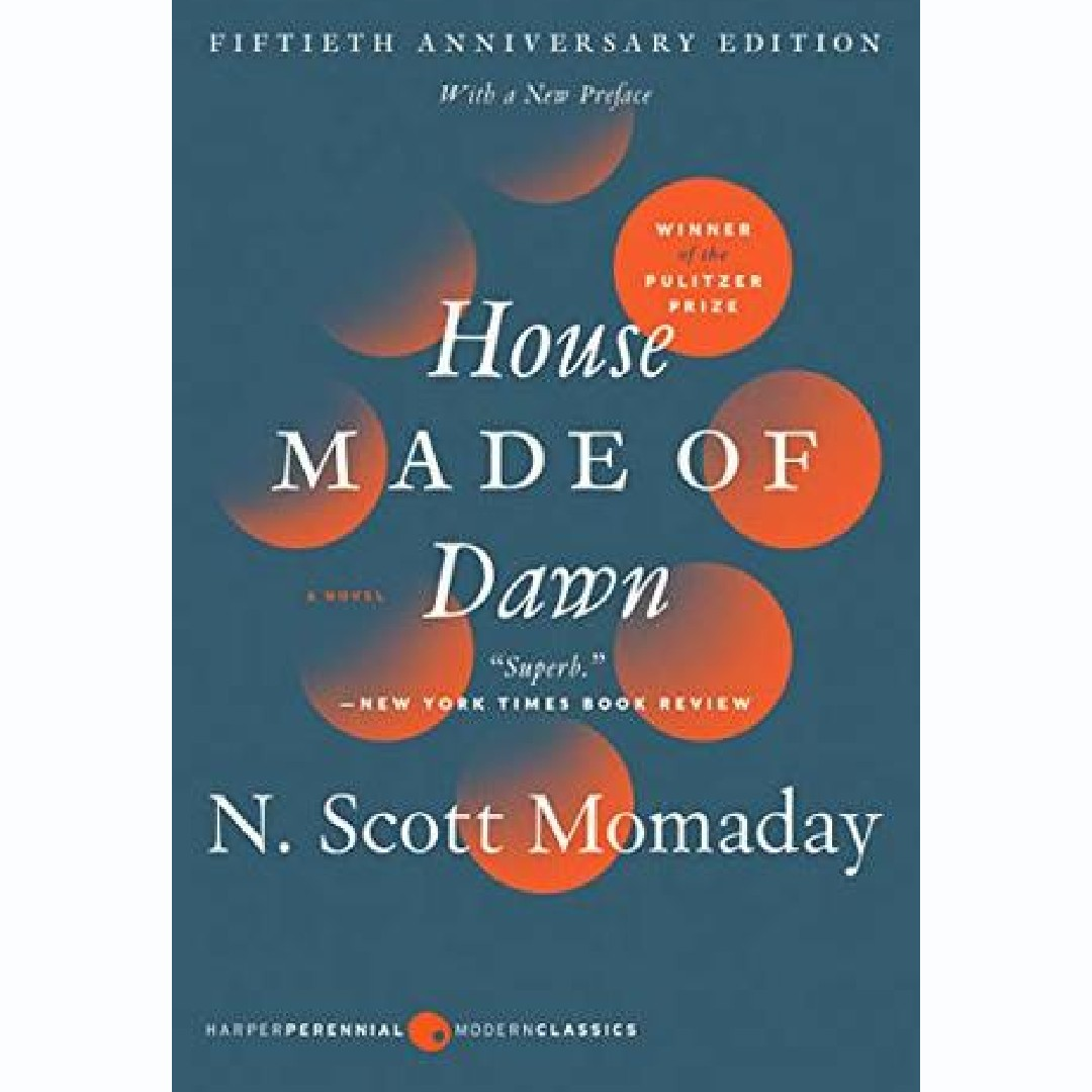 'House Made of Dawn' by N. Scott Momaday