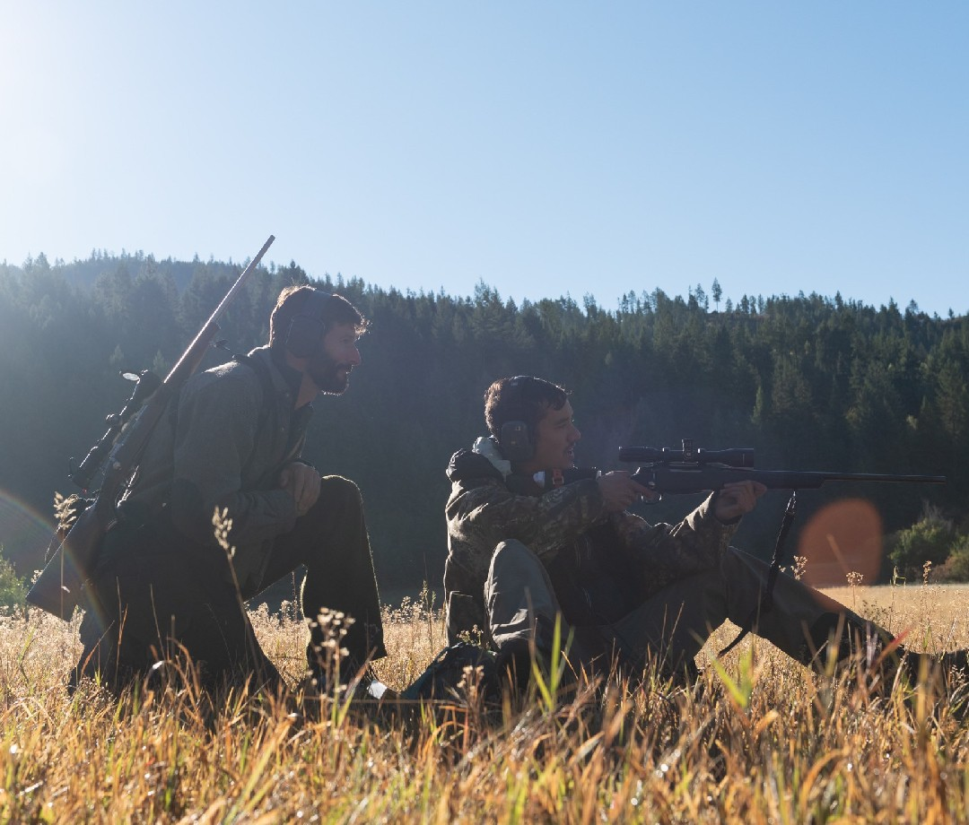The Awaken the Hunter Course from Human Nature Hunting