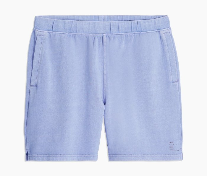 Onia Garment Dyed French Terry Short