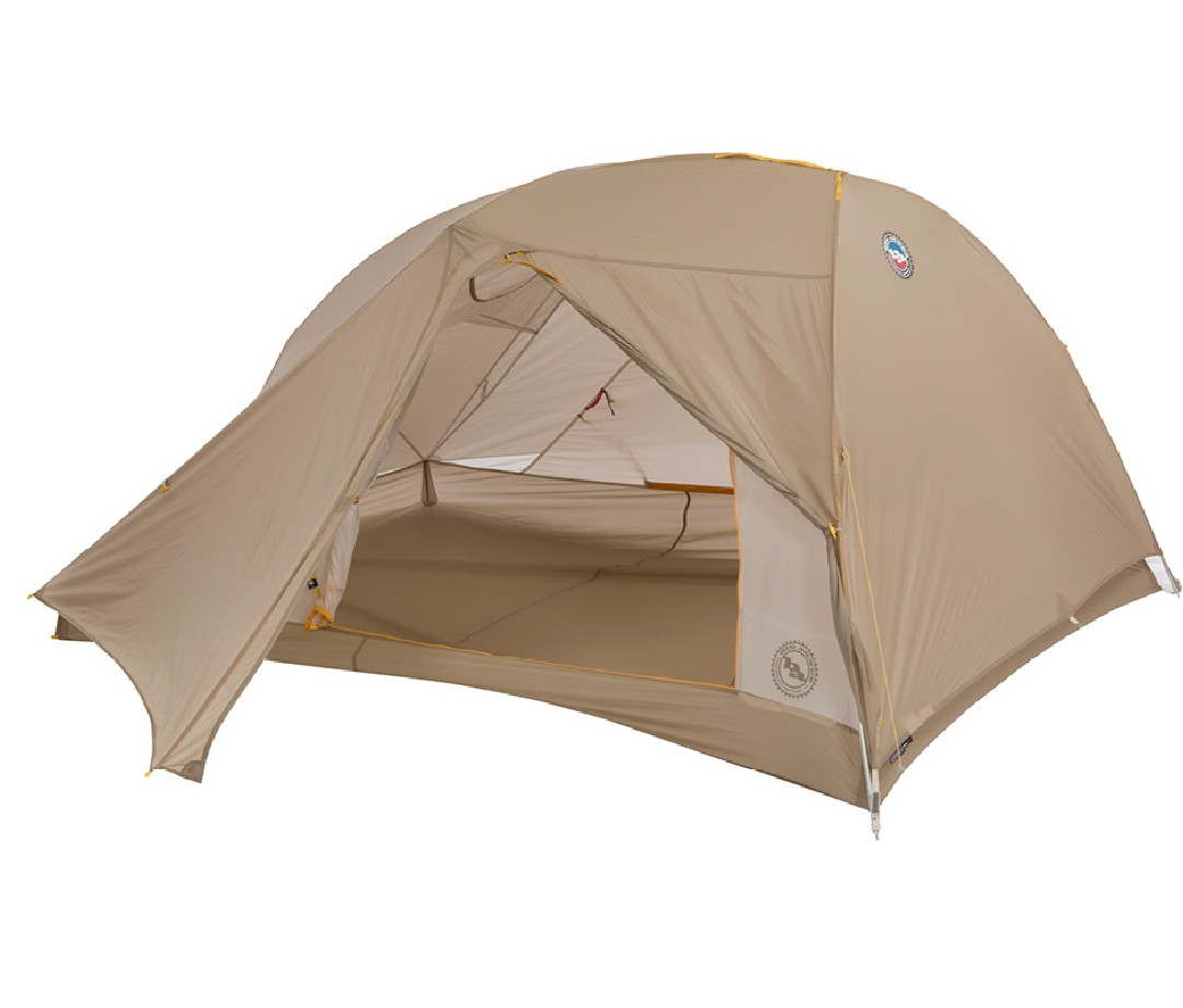 Big Agnes Tiger Wall UL3 Bikepack Solution Dye Tent: Sustainable Gift Guide