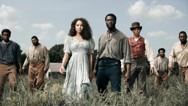 The Underground Railroad TV series based on the novel of the same name by Colson Whitehead