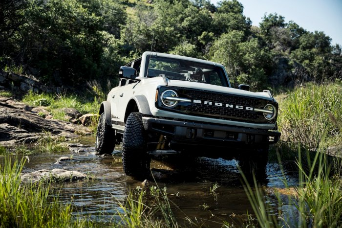 Ford Bronco Outer Banks