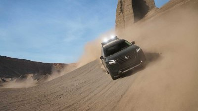 all-new Pathfinder is an ideal family adventure vehicle