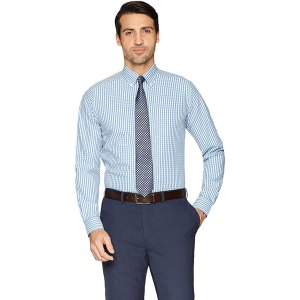 Buttoned Down Tailored Fit Dress Shirt