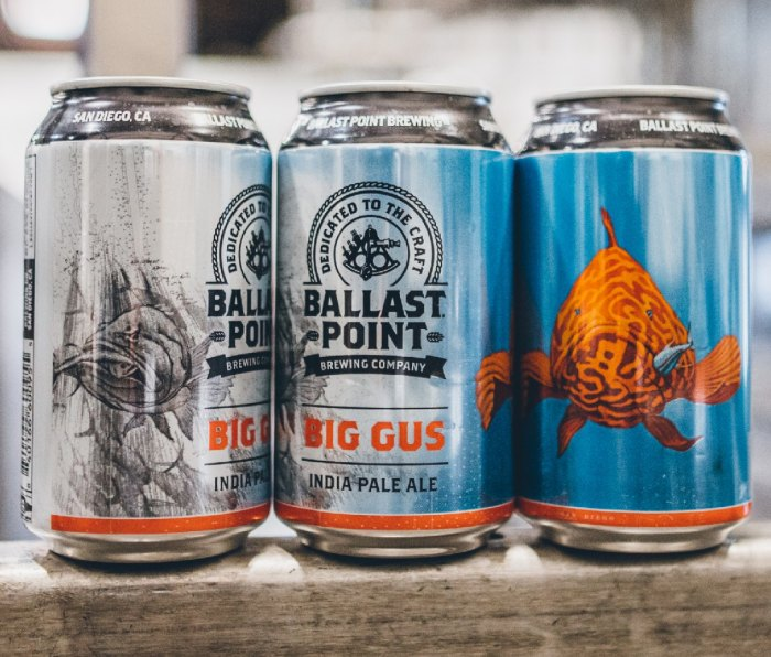 Ballast Point Brewing Co. Wee Gus