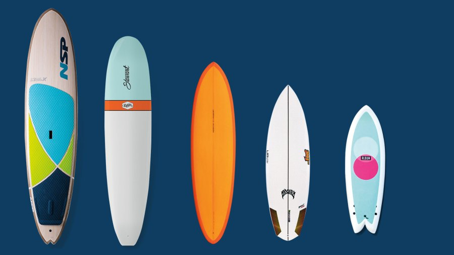 Best new surfboards of 2021