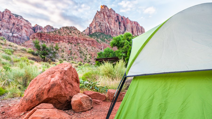 Picking the Perfect Campsite