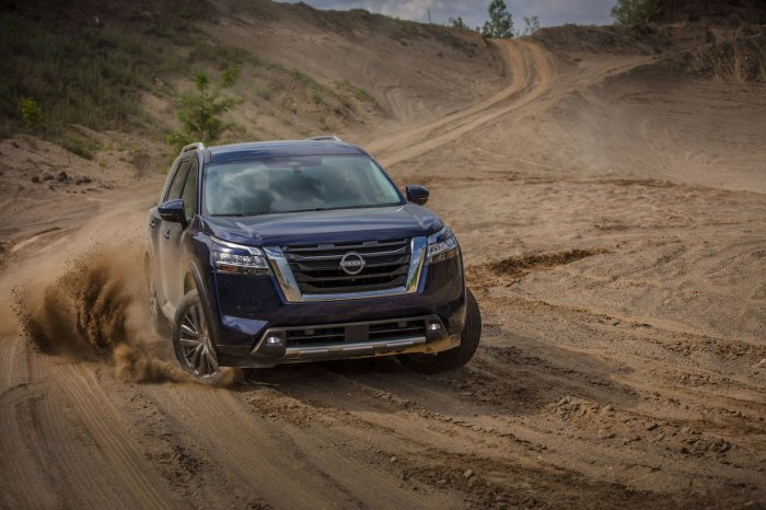 2022 Pathfinder is all-new from the ground-up