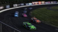 The Camping World SRX race series, which kicked off Saturday night at Connecticut's Stafford Motor Speedway.