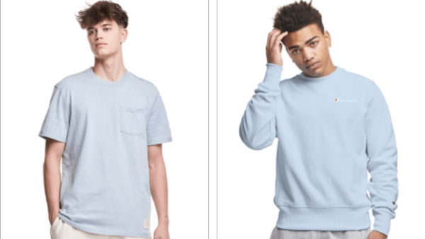 New Lines From Champion