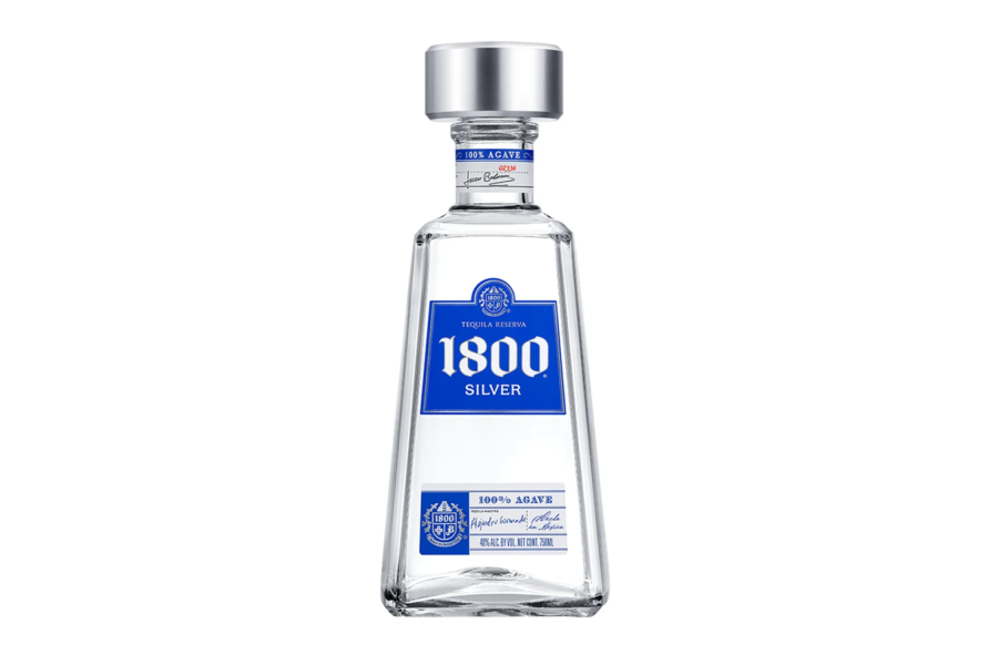 1800 Silver Agave Premium Tequila