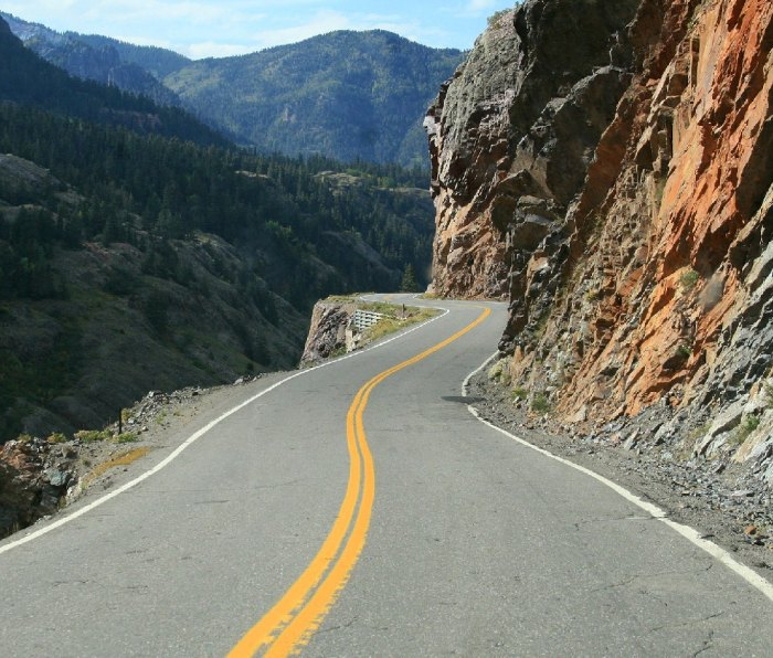Unaweep Tabeguache Scenic Byway