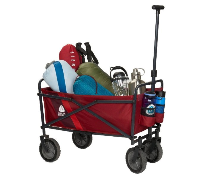 Sierra Designs Deluxe Collapsible Wagon