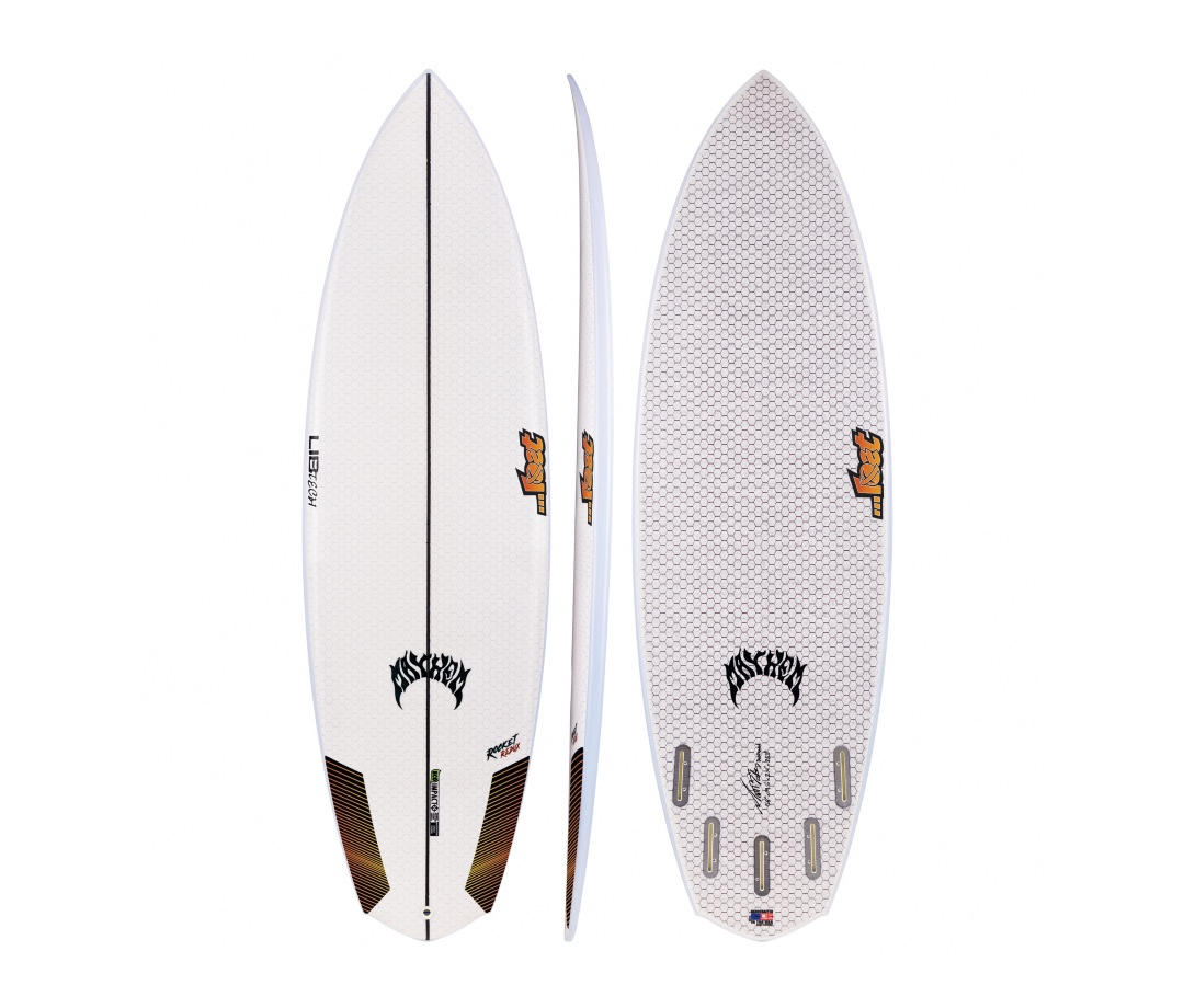 Gut Health Shop lib-tech-rocket 5 Surfboards Every Man Needs in His Quiver Fitness