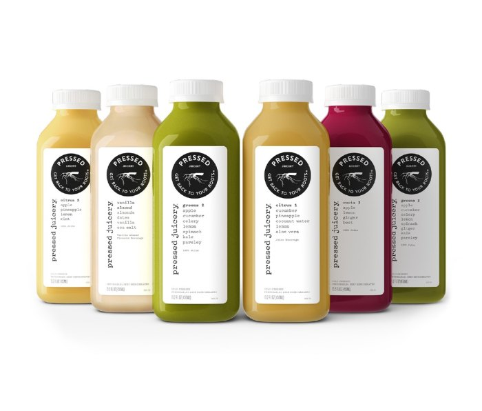pressed juice delivery