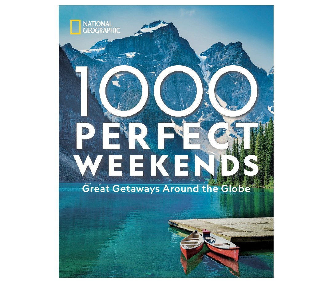 The book cover of 1000 Perfect Weekends by Allyson Johnson