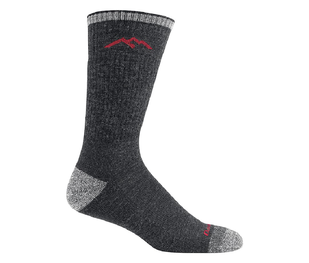 Considering these Darn Tough Hiker Socks are the only socks I wear for backpacking, and I've used the same pair all season, these puppies merit the high price point. They're as durable as any sock I've tested, breathable, and comfortable as can be, making blisters a nonissue.