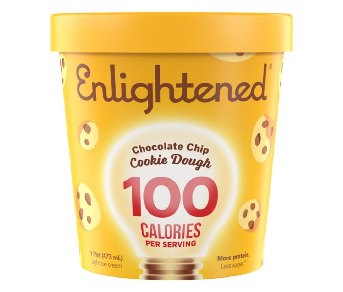 This is the high-protein, low-sugar ice cream you've been looking for. Enlightened Ice Cream is real ice cream but the kind that you don't have to feel guilty about eating.