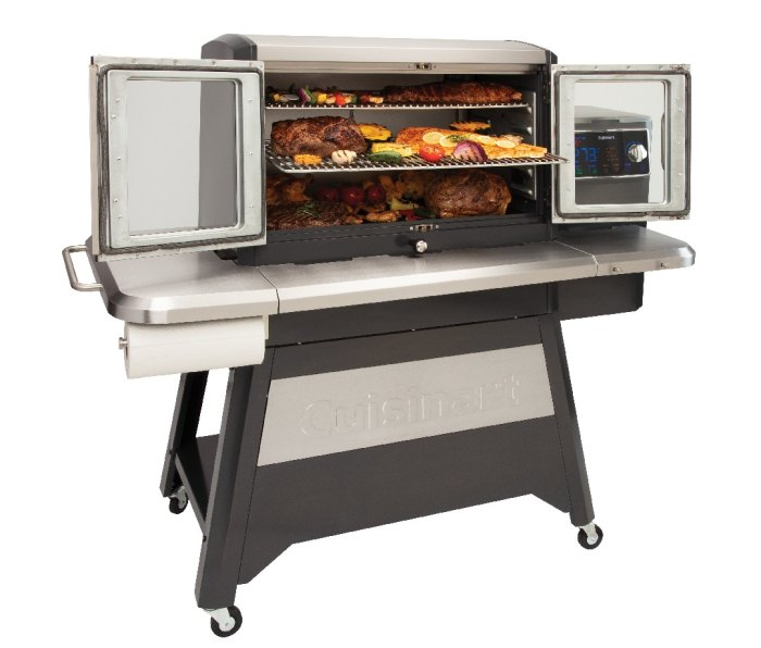 Clermont Grill Pellet Grill and Smoker