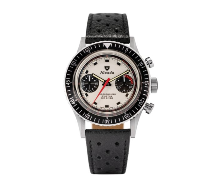 Nivada Grenchen Valjoux 23 VZ Limited Edition watch