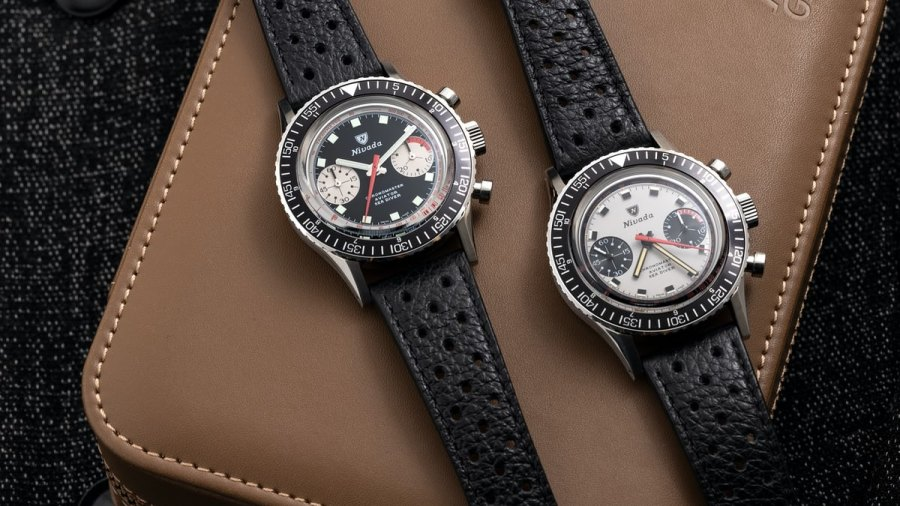 Nivada Grenchen Valjoux 23 VZ Limited Edition